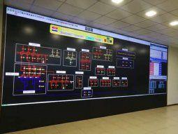 Los sistemas de Itaipú-Yacyretá-Acaray fueron sincronizados para elpara que se pueda usar en una sola demanda, que es el sistema interconectado a la ANDE.
