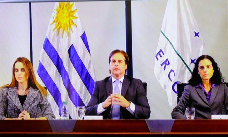 Uruguay apunta a fortalecer acuerdo con UE y buscar otros con EEUU y China