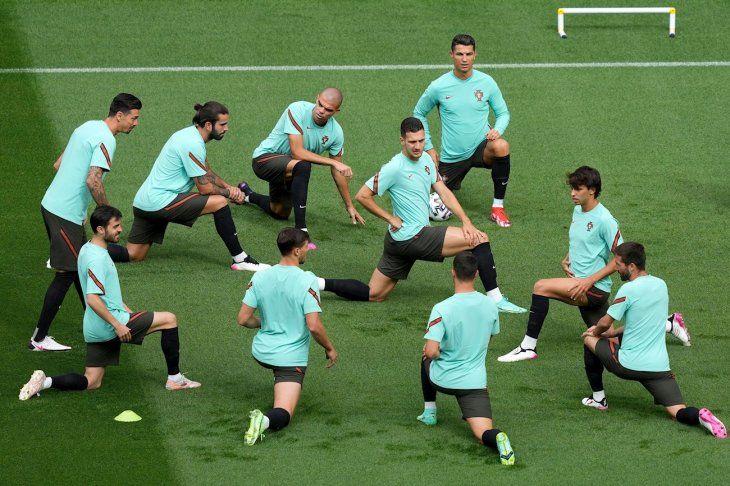 Portugal debuta en la Eurocopa contra Hungría.