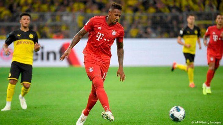 Boateng no seguirá en el Bayern Múnich.
