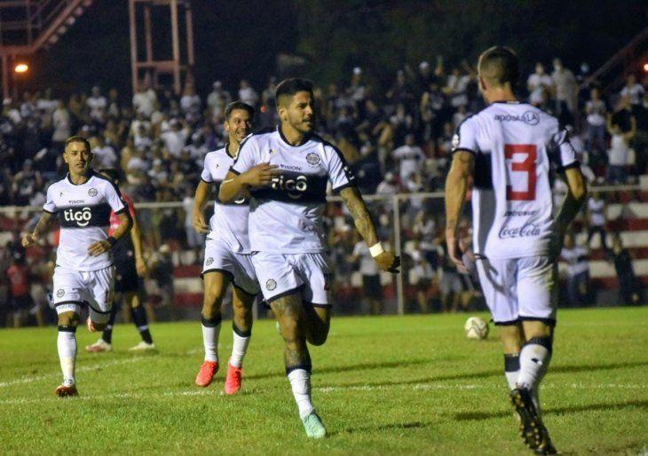 Olimpia tuvo que trabajar para ganar a River Plate.