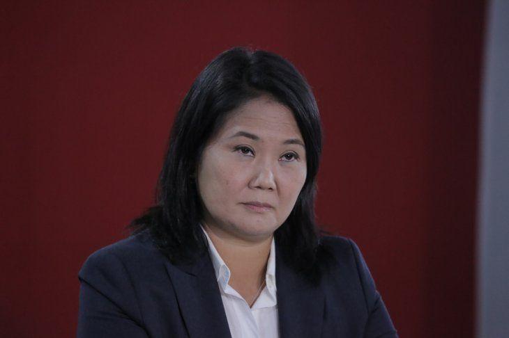 Keiko Fujimori afronta un pedido fiscal de más de 30 años de cárcel por presunto lavado de dinero en la financiación de sus anteriores campañas electorales