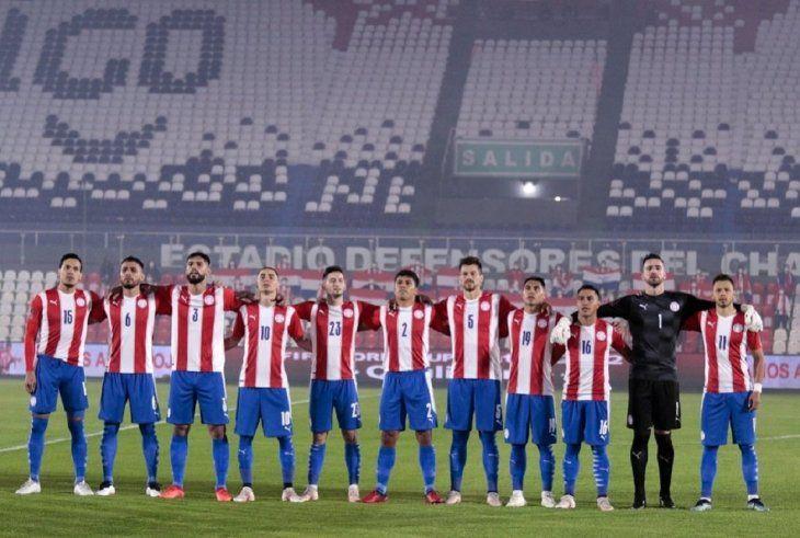 La Albirroja debutará en la Copa América este lunes ante Bolivia.