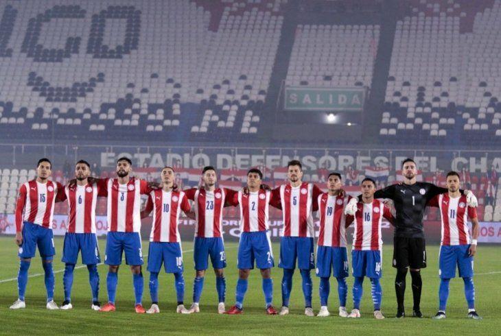 Paraguay buscará hacer un buen desempeño en la Copa América 2021.