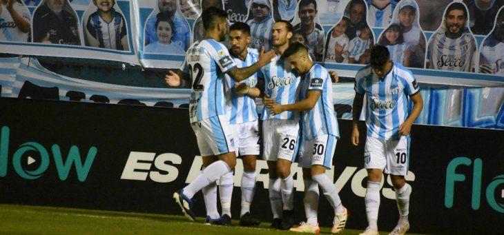 Atlético Tucumán de Argentina.