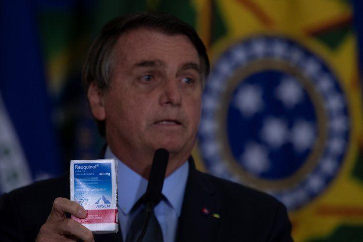 Una comisión exigirá a las empresas de redes sociales que retiren de sus contenidos declaraciones del presidente de Brasil.
