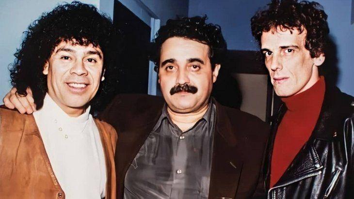 El destacado productor musical y empresario argentino Rubén Pelo Aprile falleció a los 71 años