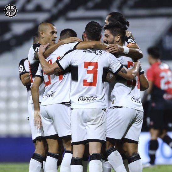 Olimpia intentará conseguir su cuarta Copa Libertadores de América.