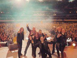 Helloween, que a lo largo de su trayectoria ha vendido más de 8 millones de discos y conquistado 14 de oro y seis de platino, pasa a formar parte del cartel como ya lo hizo en 2013.