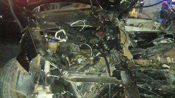 La víctima fatal fue identificada como Christian Alexis Aguilera Benítez, de 27 años, quien viajaba a bordo de su automóvil de la marca Kia, modelo Rio, año 2004, de color negro.