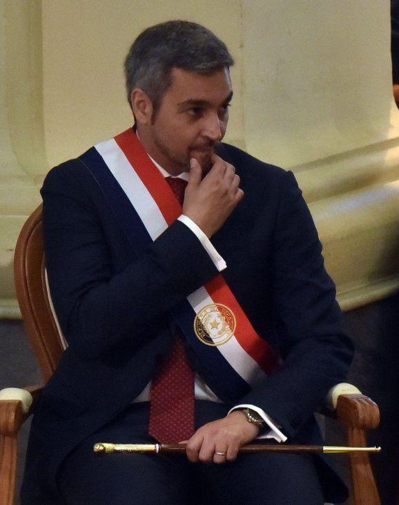 Al menos ocho de cada 10 paraguayos desaprueba la gestión del presidente de la República