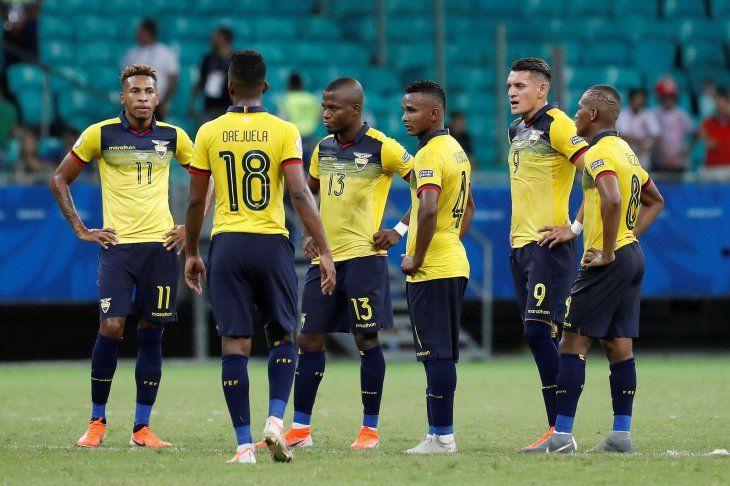Ecuador enfrenta a Chile por las Eliminatorias Sudamericanas rumbo al Mundial de Qatar 2022.