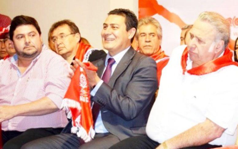 Clan político. Ramón Servín