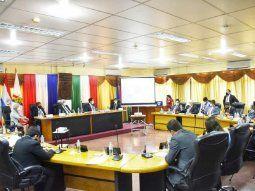 La Junta Departamental de Itapúa aprobó por unanimidad la rendición de cuenta de la ejecución presupuestaria correspondiente al ejercicio 2020 de la Gobernación de Itapúa.
