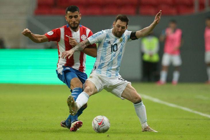 Paraguay recibirá a Argentina el jueves 7 de octubre en Sajonia.