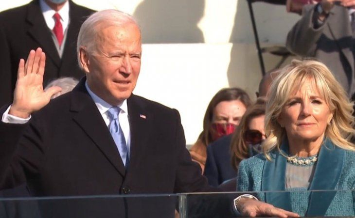 Joe Biden consiguió este viernes que el primer ministro de Japón