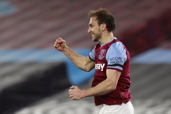 West Ham logró un gran triunfo.