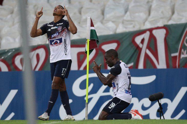 Junior venció a Fluminense y revivió en la Copa Libertadores.