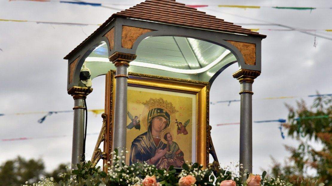La fiesta de Nuestra Señora del Perpetuo Socorro