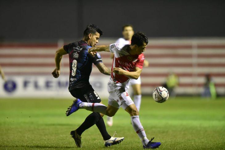 River Plate y Guaireña empataron 1-1.