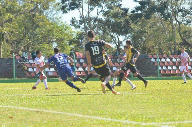 Guaraní de Trinidad le ganó 2-1 a Sportivo San Lorenzo
