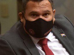 Causas pueden ser varias, pero responsable de que los asaltos se multipliquen, uno solo: El Ministerio del Interior. Derlis Maidana, diputado de la ANR.