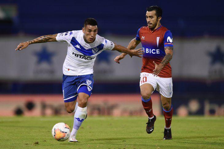 Católica recibe a Vélez Sarsfield.