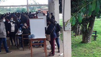 El Tribunal Electoral Partidario de la Asociación Nacional Republicana (ANR) anuló los resultados de las elecciones internas municipales en el distrito de Félix Pérez Cardozo, ante una denuncia de supuesto fraude durante el sufragio del domingo.