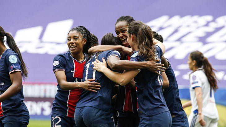 El PSG y el Barcelona se enfrentarán en semifinales en fecha aún por determinar.
