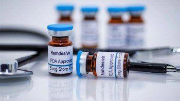 El Ministerio de Salud Pública incluyó al Remdesivir entre los medicamentos que cubre la Ley 6742/2021 de Gasto Cero a beneficio de los pacientes internados en sala común por Covid-19.