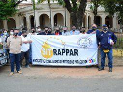 Los sindicatos aseguran que hubo una intromisión de políticos, partidarios, gerentes y asesores, en los asuntos sindicales de Petróleos Paraguayos (Petropar) de Mauricio José Troche.