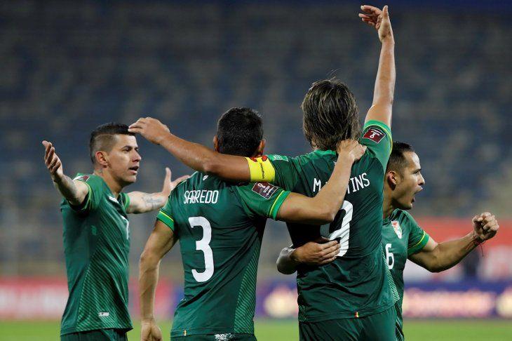Bolivia se prepara para la Copa América.