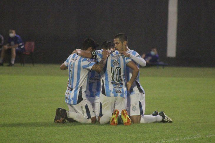 Guaireña avanzó a octavos de la Copa Paraguay.