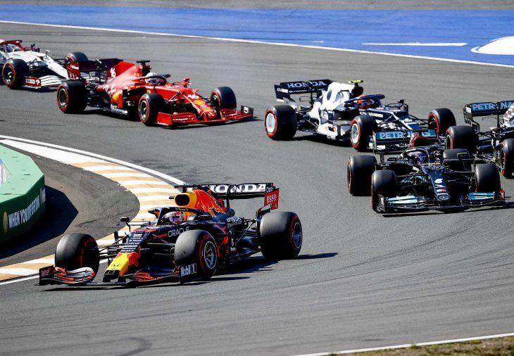 La Fórmula 1 cierra este fin de semana un triplete de carreras en el Autódromo Nacional de Monza (Italia)