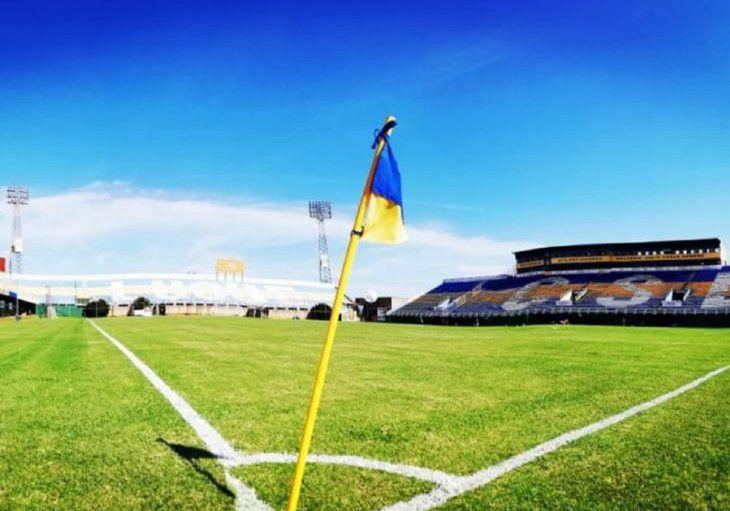 Vista del estadio Feliciano Cáceres del Sportivo Luqueño.