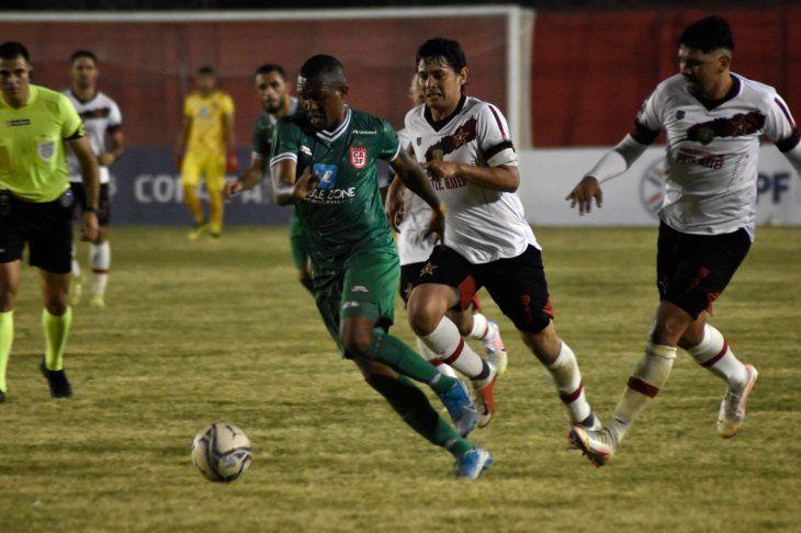 3 de Febrero venció al Independiente de Nanawa.