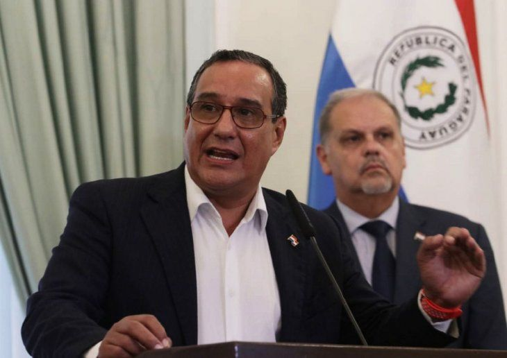 La Junta rechazó este miércoles pedido de intervención de la Gobernación de Central.