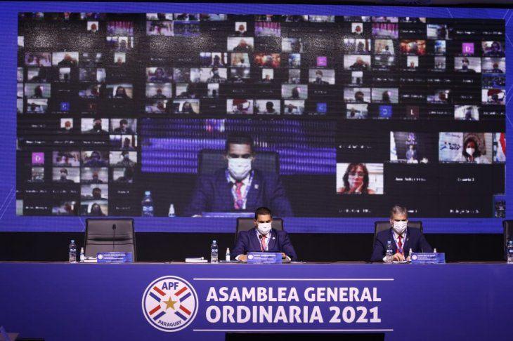 Asamblea General Ordinaria de la APF.