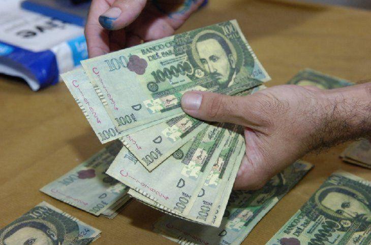 El Poder Ejecutivo decretó este viernes el aumento del salario mínimo en G. 93.000.