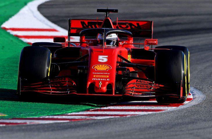 Ferrari gana un 8 % menos en el primer trimestre y revisa objetivos para 2020.