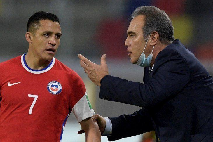 Martín Lasarte dio los convocados de Chile.