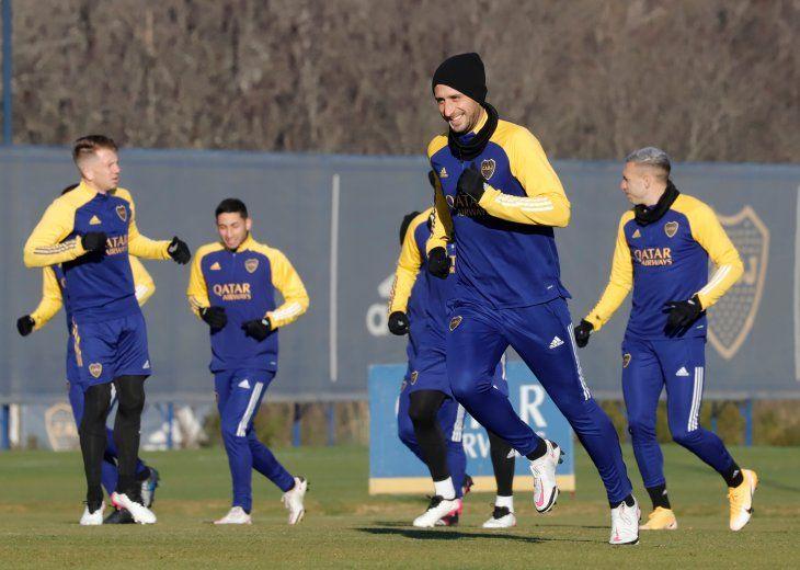 Boca Juniors prepara las armas para recibir a Atlético Mineiro.