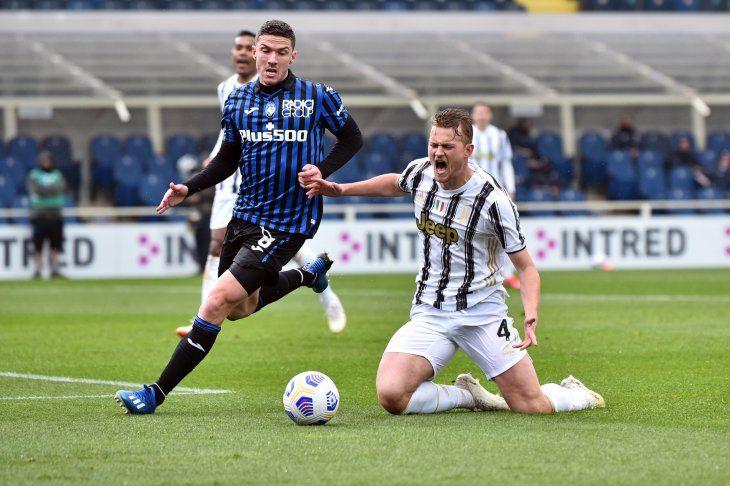 Se complica la temporada del Juventus