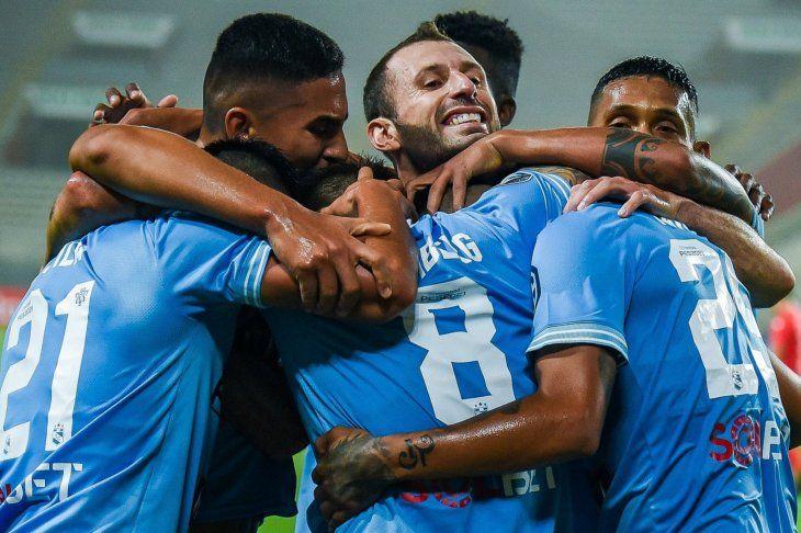 Sporting Cristal quiere seguir haciendo historia en la Copa Sudamericana.