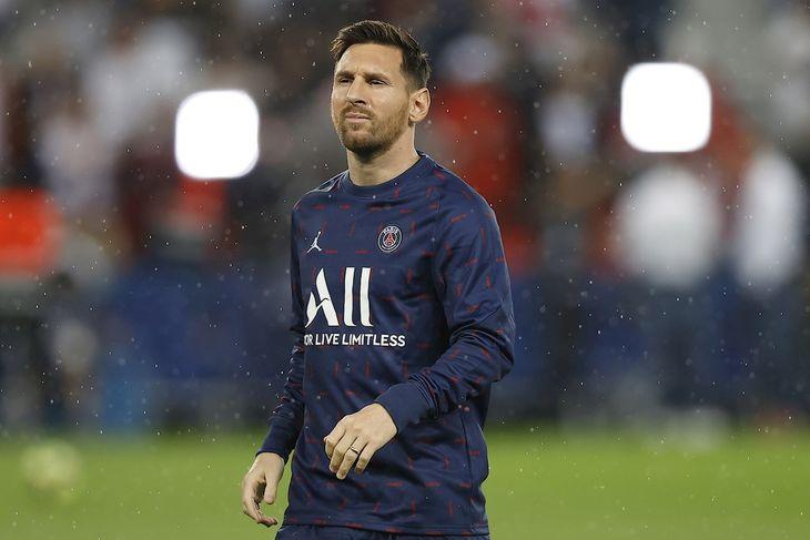 Leo Messi se pierde el partido del PSG.