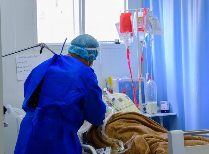 Casos graves de Covid-19 siguen en aumento