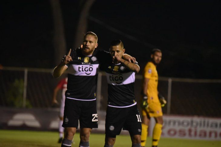 Isidro Pitta y Derlis González