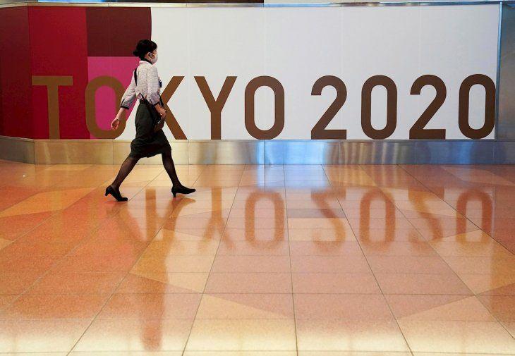 Japón está listo para los Juegos Olímpicos.