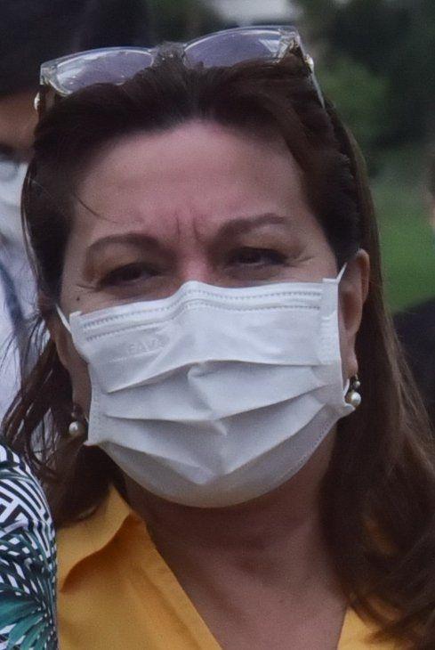 Ninguna de las vacunas que llegaron al país venían de ese laboratorio. Las que llegan acá vienen con su certificado de calidad y todo el documento de trazabilidad. Antonieta Gamarra
