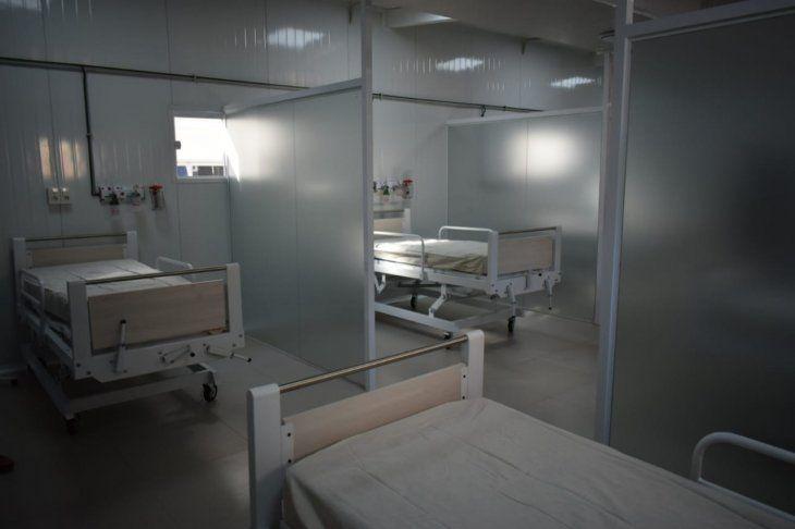 El Hospital Regional de Villarrica ahora cuenta con ocho nuevas camas de Terapia Intensiva